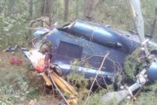 У Києві розбився вертоліт