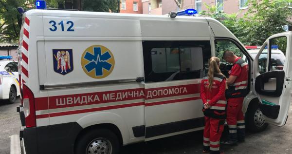Стрілянина у центрі Києва