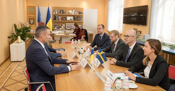 кличко первый магазин в украине Ikea откроет в киеве факты