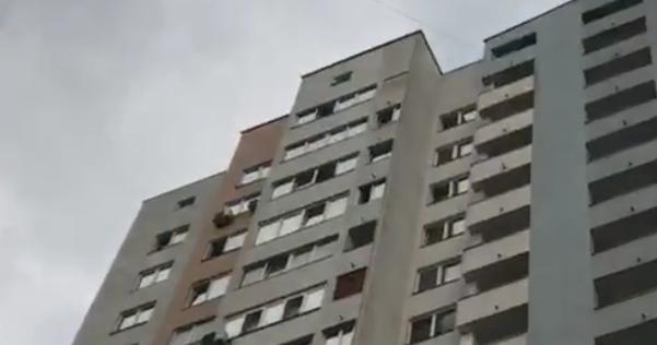 Жінка випала з вікна багатоповерхівки