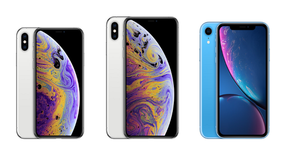 feb33f6555895 Xs/Xs Max и Xr – сравнение новых iPhone | Факты