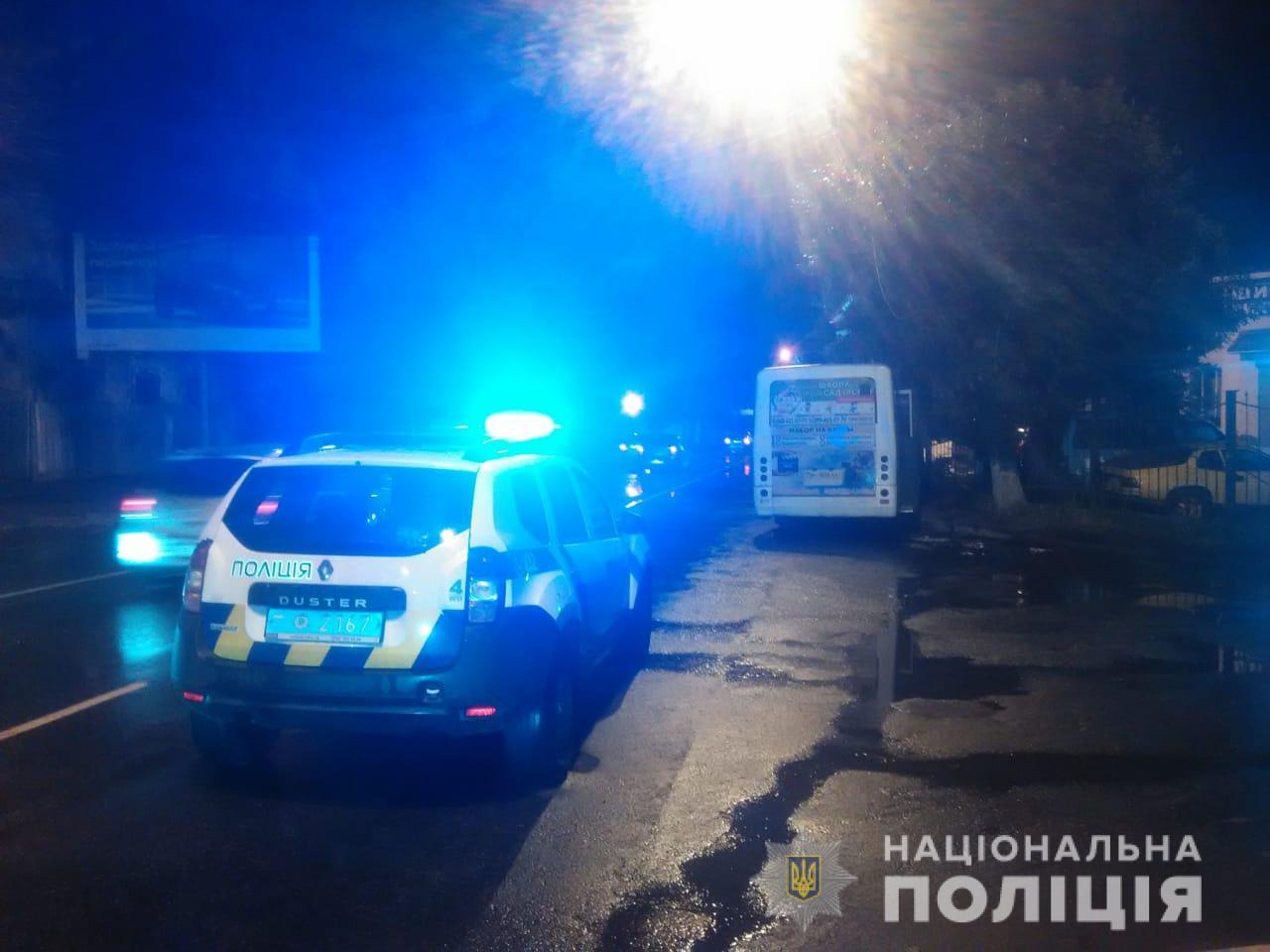 В Одесі маршрутка врізалась в електроопору: серед постраждалих – діти