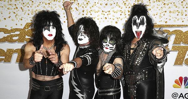Группа KISS анонсировала прощальный тур