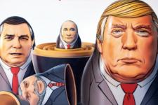 Путін на обкладинці Time