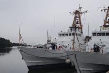 США передали Україні катери Island