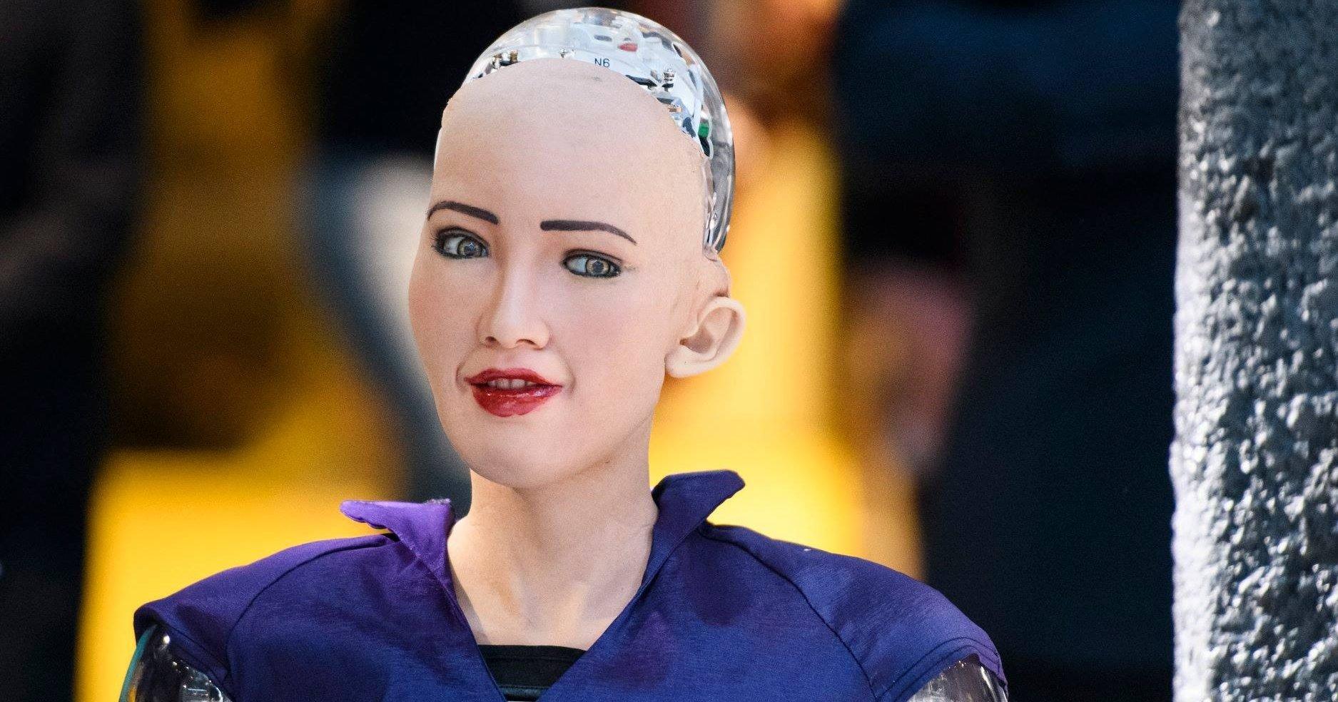 Всесвітньо відома робот-жінка Софія приїхала в Київ і провела  прес-конференцію. До Києва приїхала всесвітньо відомий гіноїд (робот-жінка)  Софія і провела ... 016e1ff9db8c0
