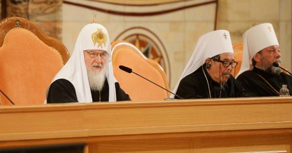 Томос Україні: РПЦ погрожує жорсткою відповіддю Константинополю' /