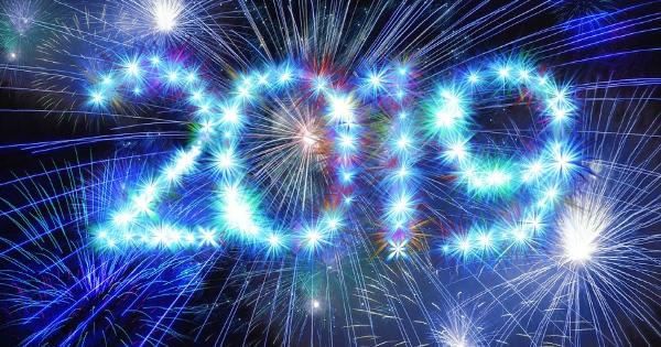 Вихідні на Новий рік 2019