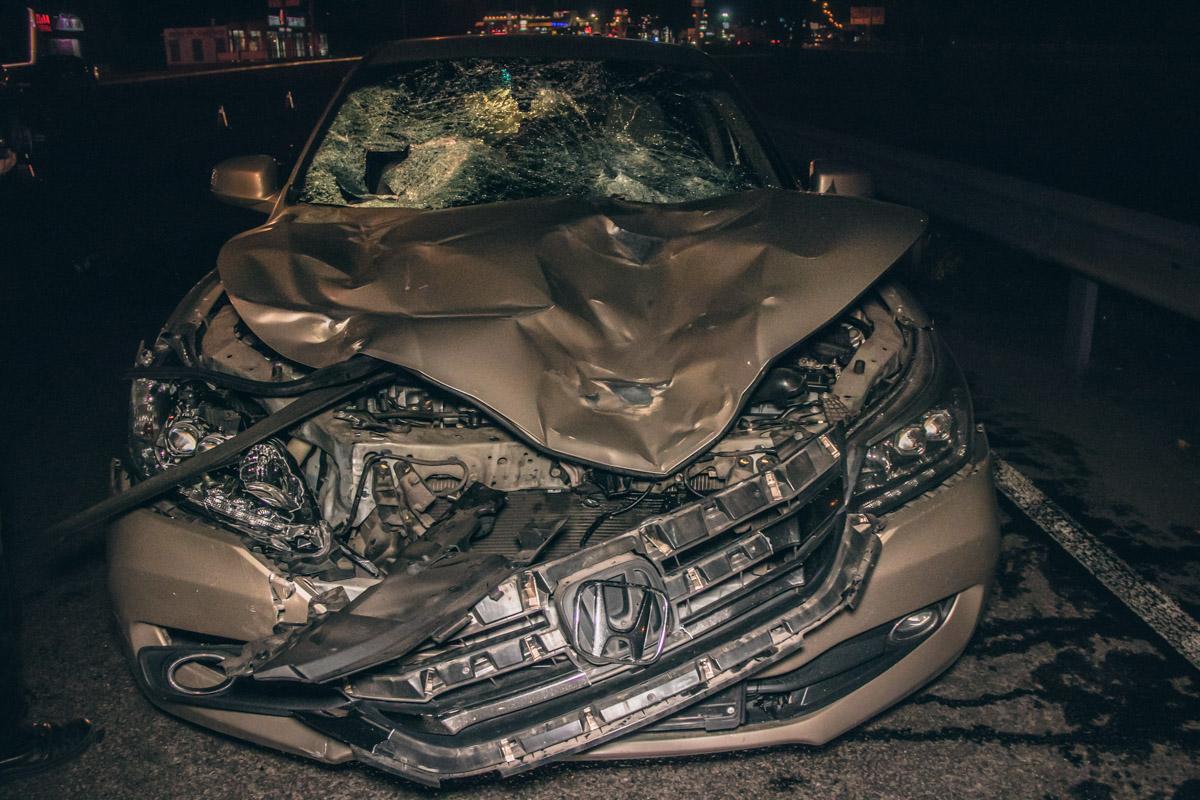 Авто збило двох пішоходів