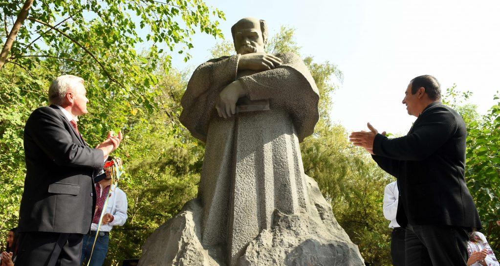 Пам'ятник Шевченку