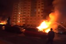 Під Києвом спалили два авто працівниці селищної ради