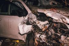 Під Києвом Toyota збила на смерть пішохода