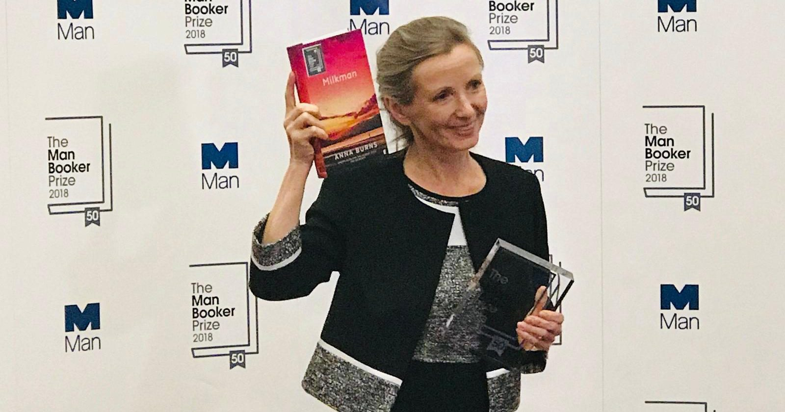 Букерівську премію 2018 отримала письменниця Анна Бернс (3.10 17) e6cca45436bab