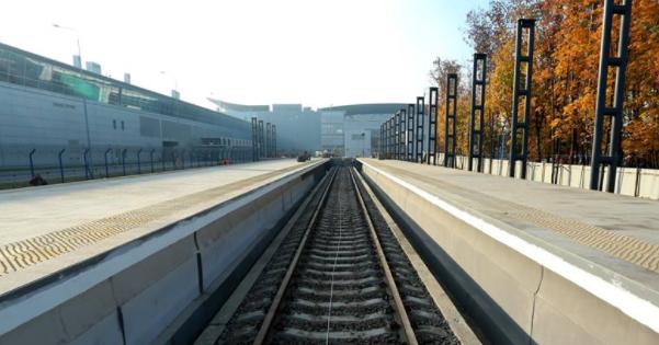 Залізниця до Борисполя