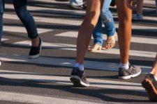 штрафы для пешеходов