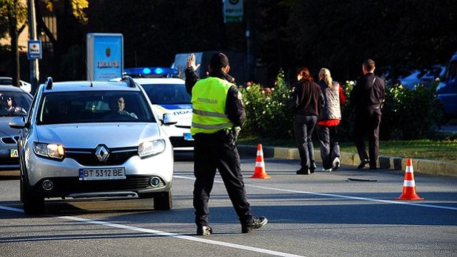 Штраф за водіння без прав в Україні 2021