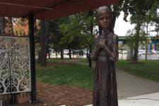 У Канаді з'явився меморіал жертвам Голодомору в Україні