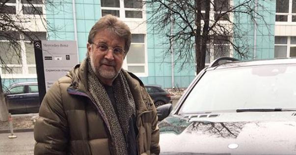 Російському актору Леоніду Ярмольнику заборонили в'їзд в Україну