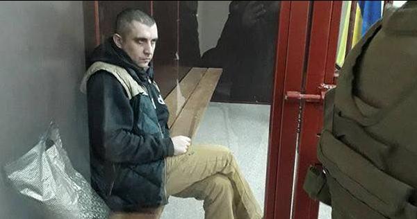 Суд над вбивцею сестри Ноздровської