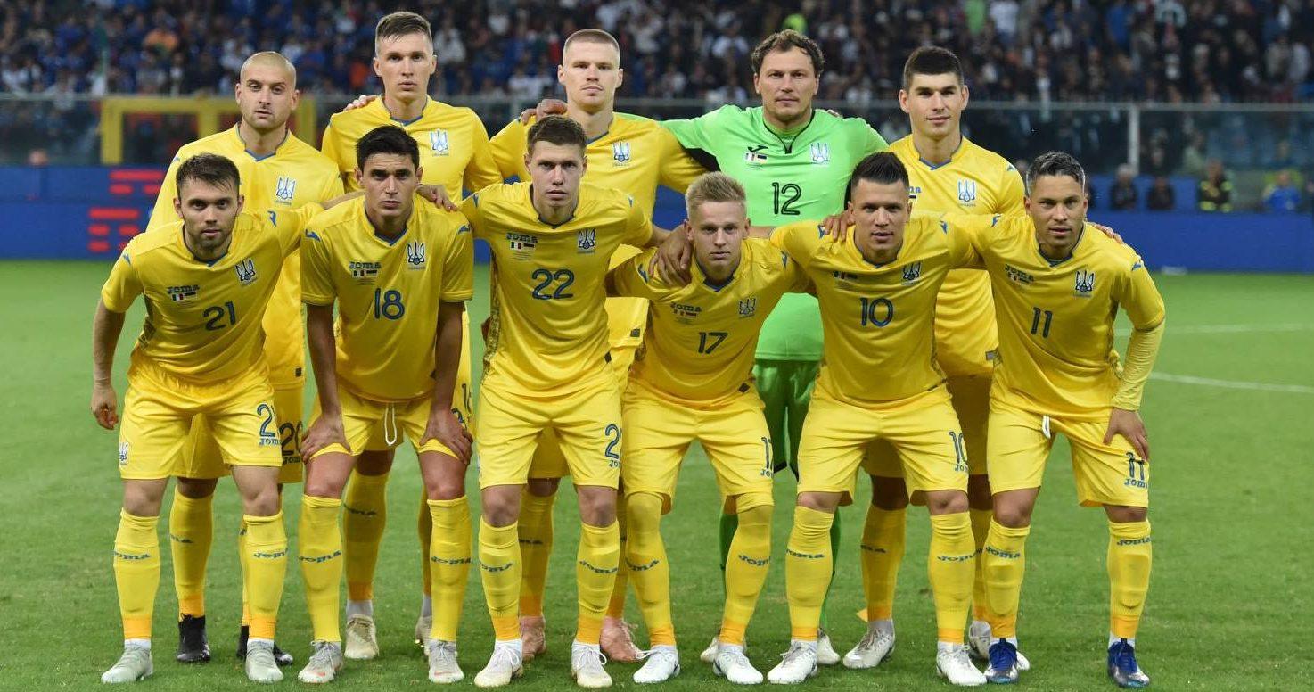 Збірна України з футболу продовжує підніматися у рейтингу ФІФА. У четвер 283ab44e20198