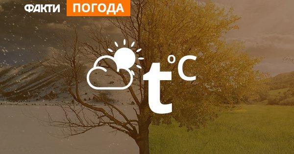 Сніг з дощем та мінлива хмарність: погода на вихідні 20-21 березня (КАРТА)