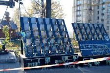 Меморіал Героям Небесної сотні демонтують