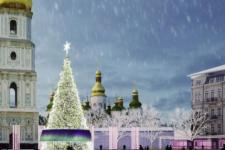 Новий рік 2019 у Києві