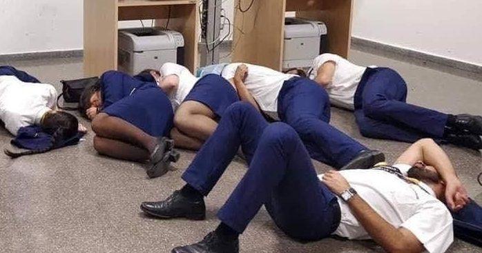 Ryanair співробітники