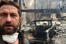 Пожежа у Каліфорнії: будинки  зірок за мільйони доларів до і після
