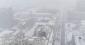 Перший сніг у Києві