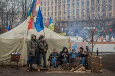 Первый силовой разгон Евромайдана Беркутом: как это было