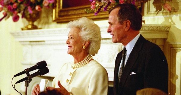 Умер Джордж Буш – старший