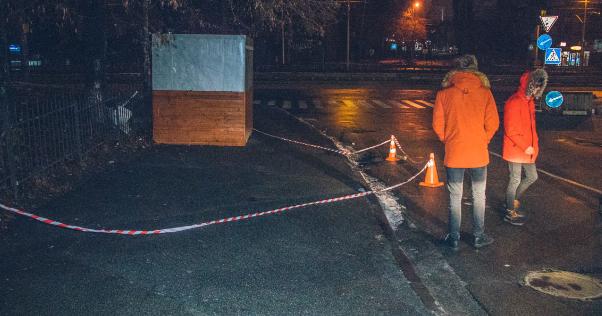 Стрілянина і бійка: у Києві стався конфлікт за участі студентів
