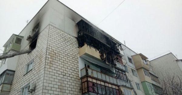 Вибух у багатоповерхівці Ізмаїла: згоріли три квартири