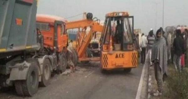 Масштабна ДТП в Індії: зіткнулося півсотні авто