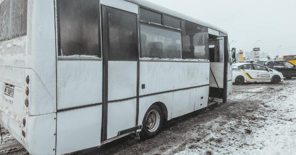 У київській маршрутці помер пенсіонер