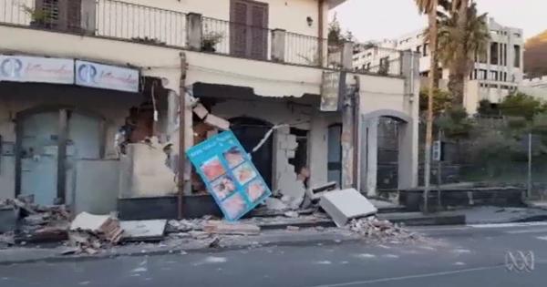 Землетрус на Сицилії: багато постраждалих і знищених будівель