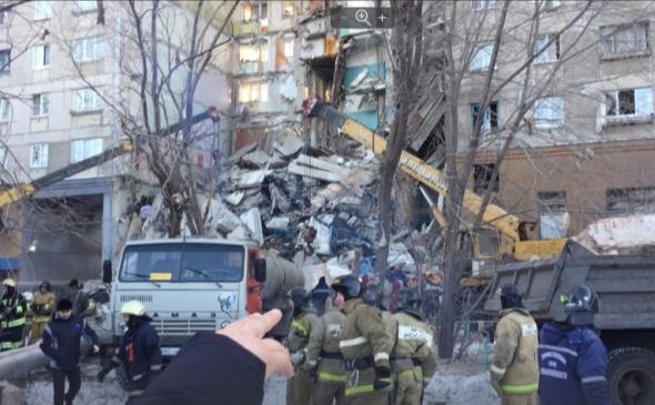 Вибух будинку в Магнітогорську - в Росії обвалився будинок, є загиблі
