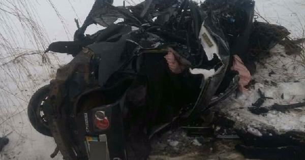 ДТП на Миколаївщині: загинуло восьмеро людей, троє з них діти