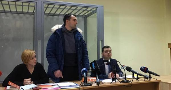 Вбивство співробітника УДО: Очеретяного відпустили під заставу