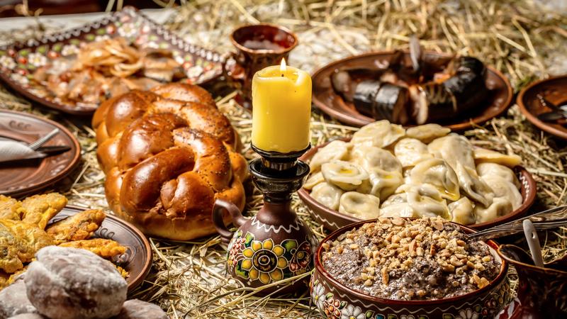 страви на Старий Новий рік