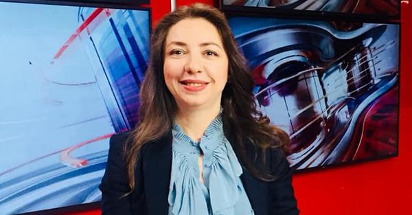 Олеся Яхно Політолог