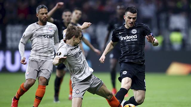 жеребьевка лиги европы 2019: Шахтер: смотреть видео и обзор матча Лиги