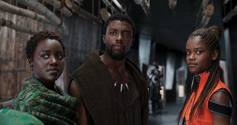 Черная пантера Оскар 2019