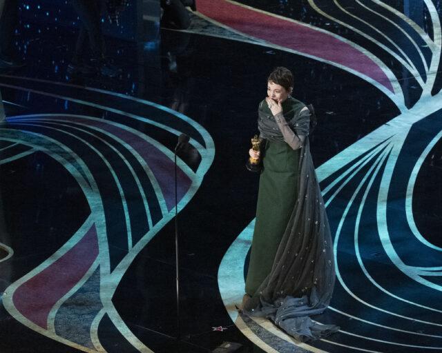 Оливия Колман Оскар 2019