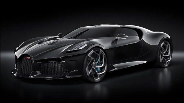 Bugatti представила самый дорогой автомобиль в истории