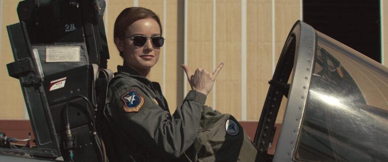 Капітан Марвел - рецензія на фільм, фото, відео