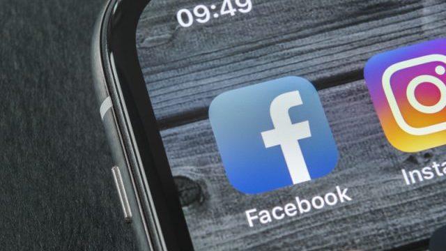 сбой в фейсбук и инстаграм