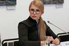 За землю: Тимошенко поранилась в Раде, когда ломала микрофон Разумкова