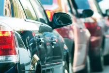 Пробки в Киеве: ситуация на дорогах сейчас (КАРТА)